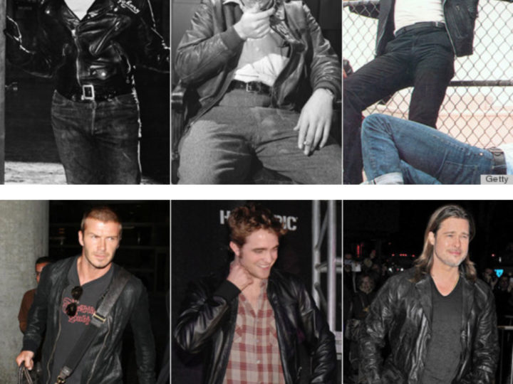 The One Item Every Man Should Have In His Closet: A Leather Jacket
